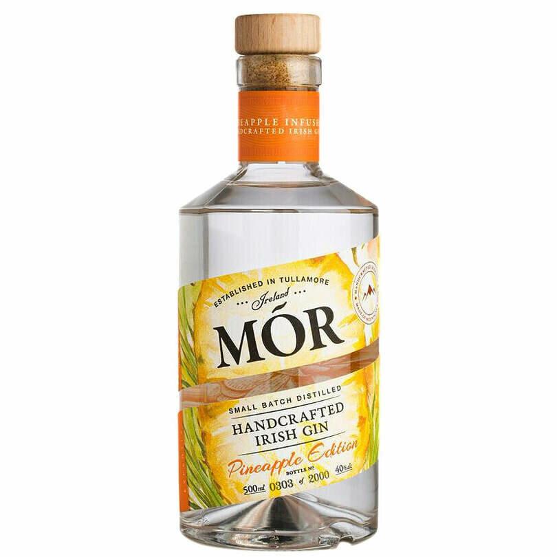 Mór Irish Gin Pineapple Edition