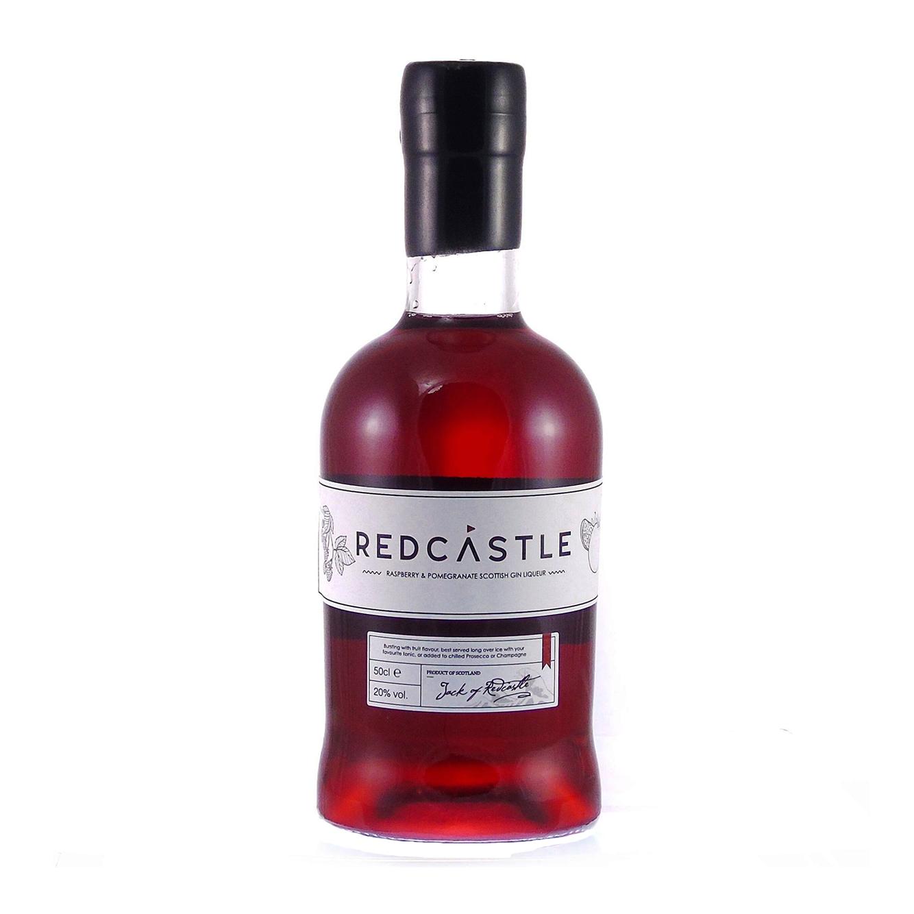 Redcastle Raspberry & Pomegranate Gin Liqueur