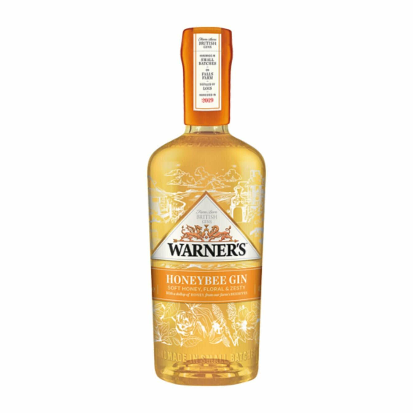 Warners Honeybee Gin
