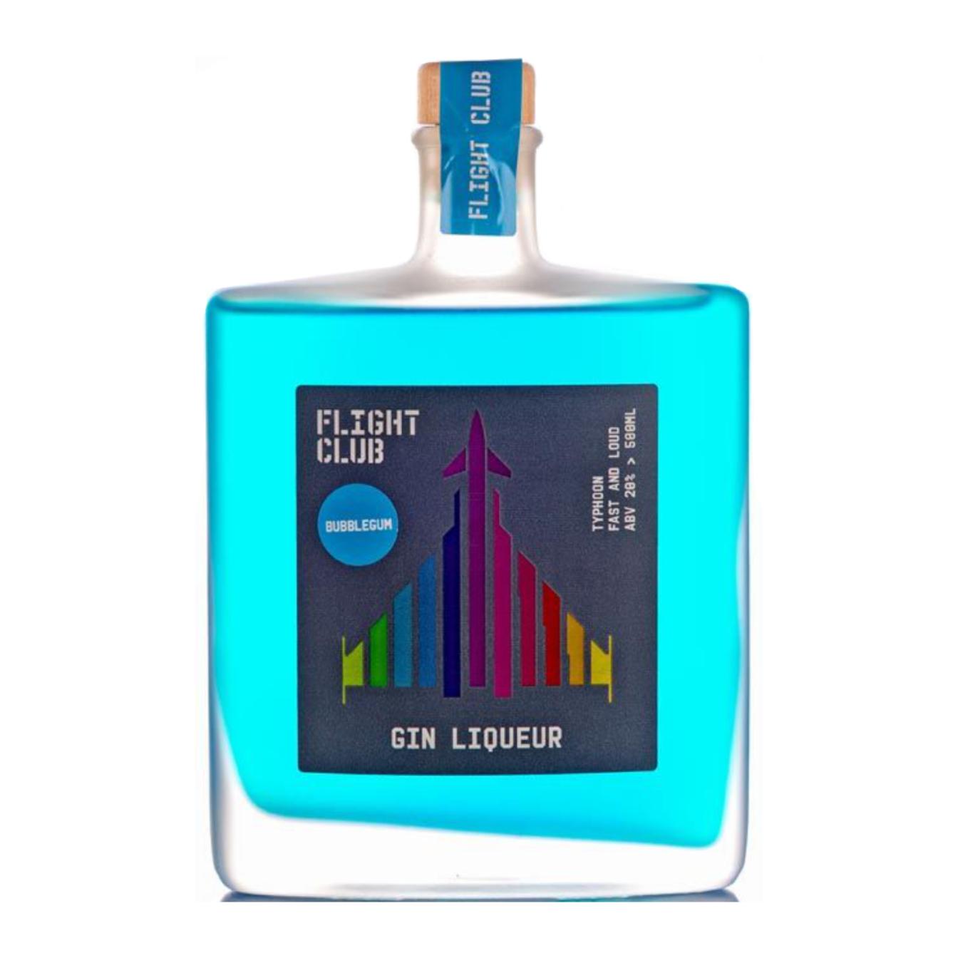 Flight Club Bubblegum Gin Liqueur