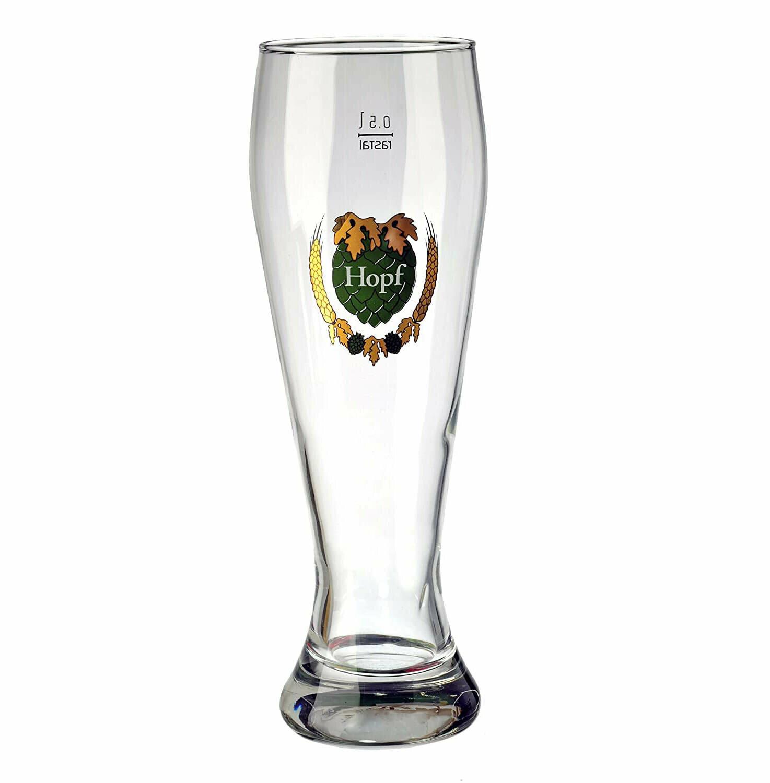 Hopf Beer Glass