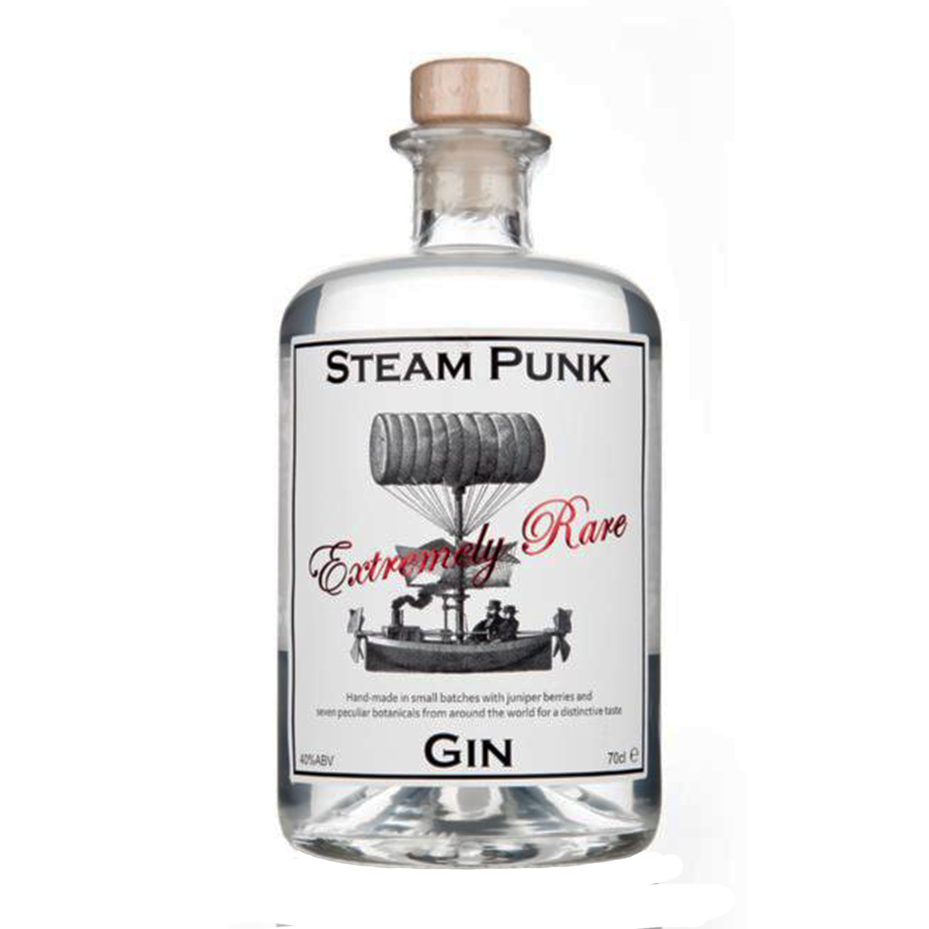 Steam Punk Extremely Rare Gin
