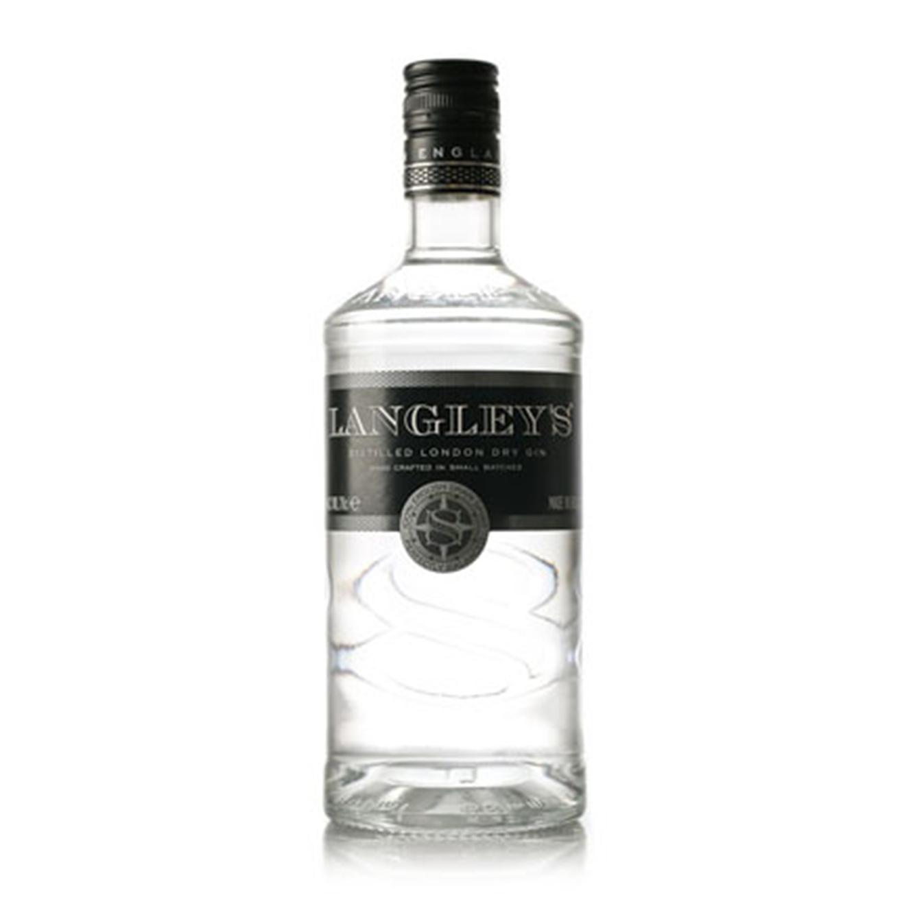 Langley's No.8 London Gin