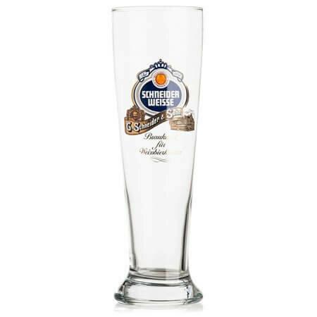 Schneider Weisse Pint Glass