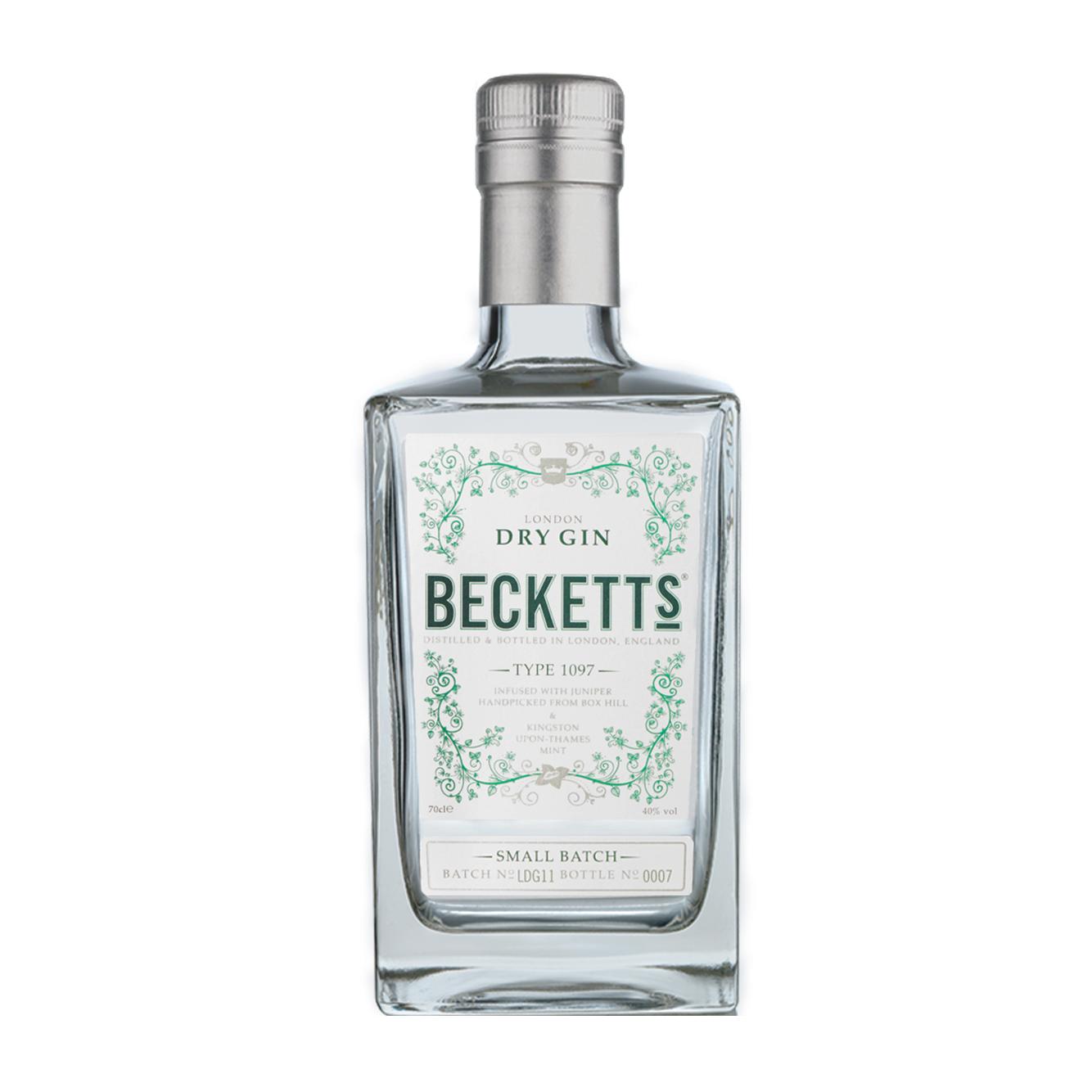 Becketts London Dry Gin