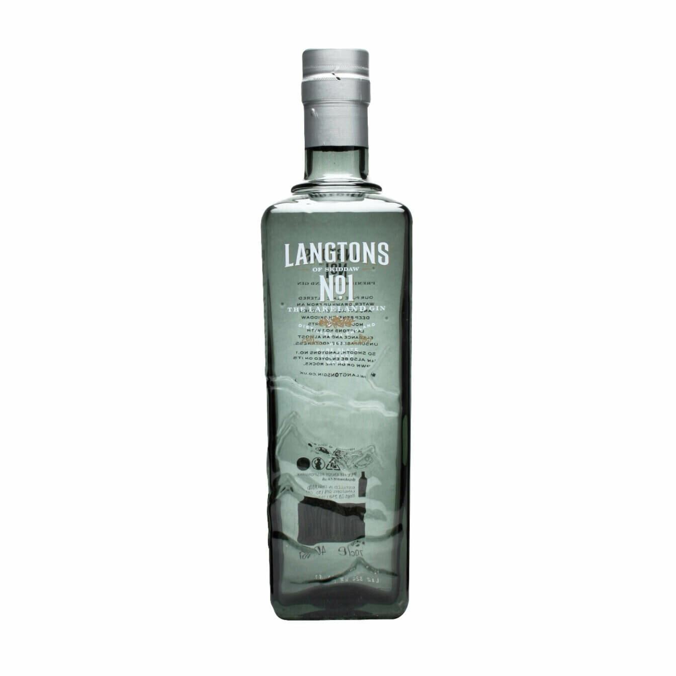 Langton No.1 Gin