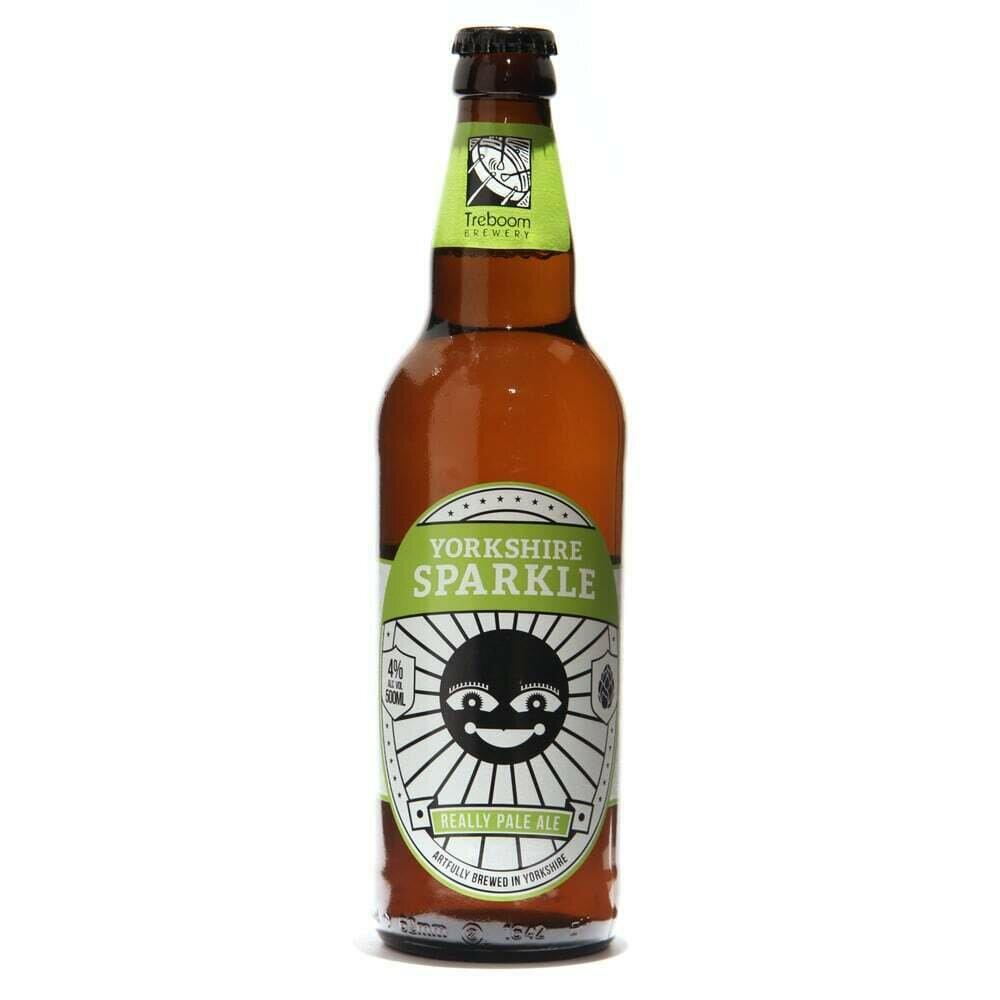 Treboom Yorkshire Sparkle Pale Ale