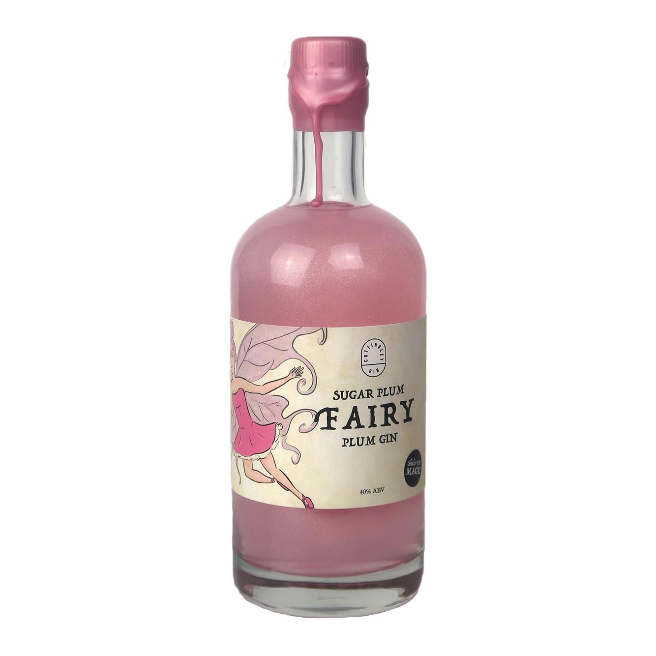 Cottingley Sugar Plum Fairy Plum Gin
