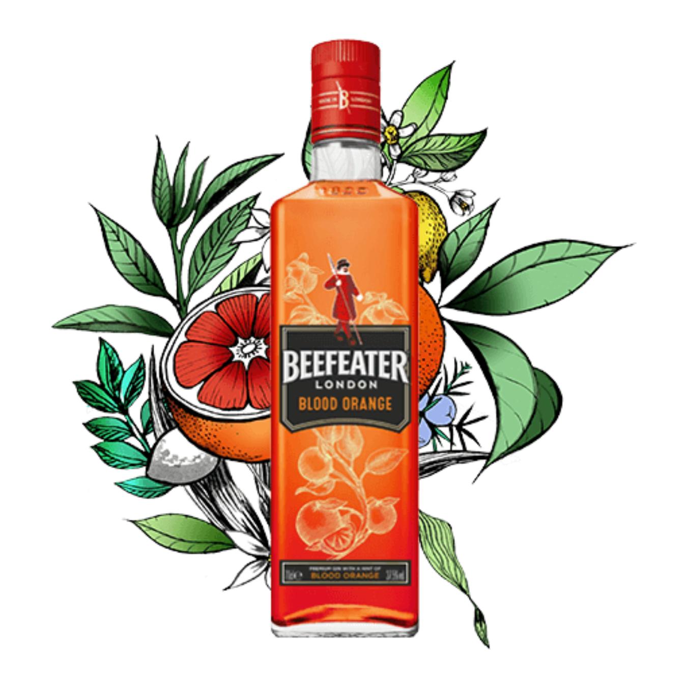 Beefeater Blood Orange Gin
