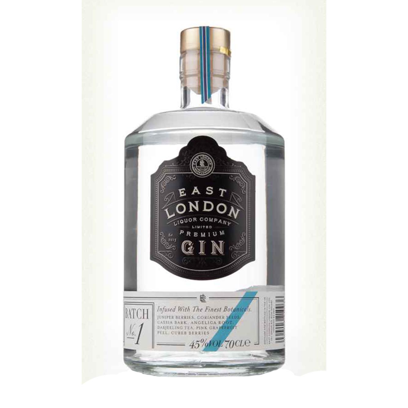 East London Premium Gin