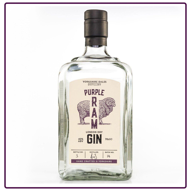 Yorkshire Dales Purple Ram Gin