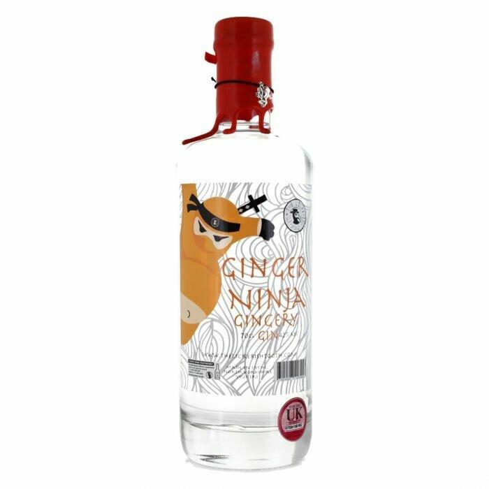 Ginger Ninja Gingery Gin