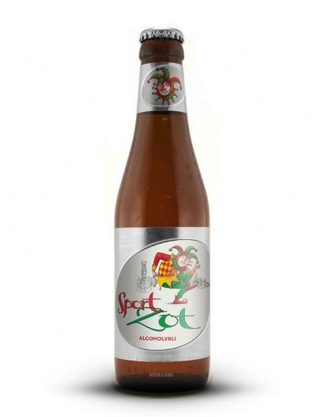 Brugse Zot Sport Non-Alcoholic