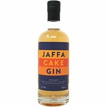 Jaffa Cake Gin