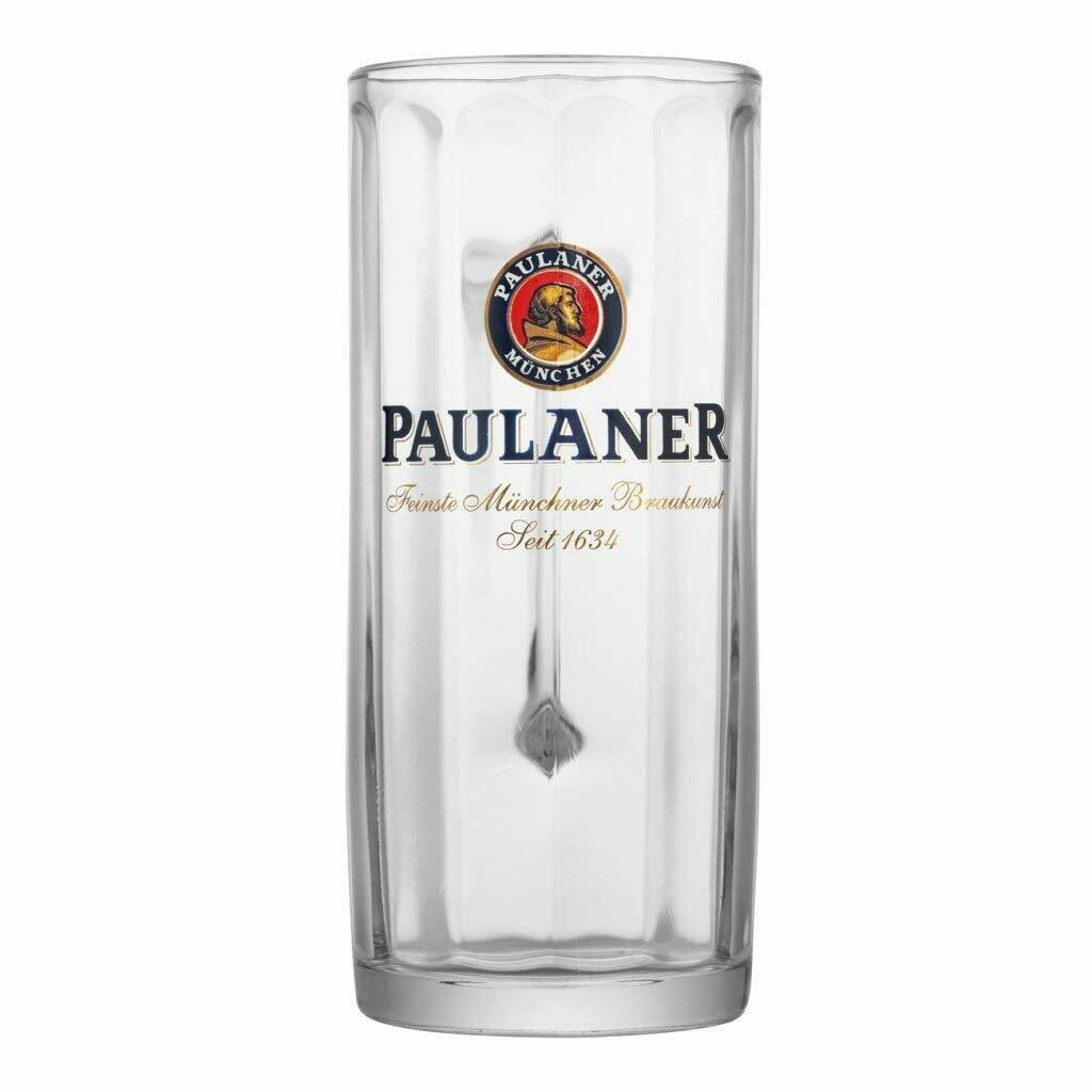 Paulaner Glass Pint Mug