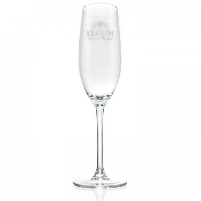 Deus Champagne Beer Glass