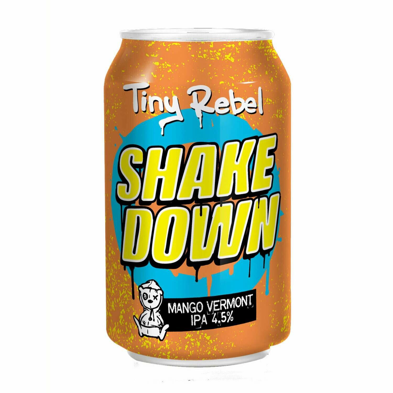 Tiny Rebel Shake Down Mango NE IPA