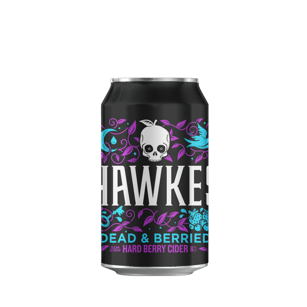 Hawkes Dead & Berried Berry Cider
