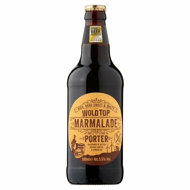 Wold Top Marmalade Gluten Free Porter
