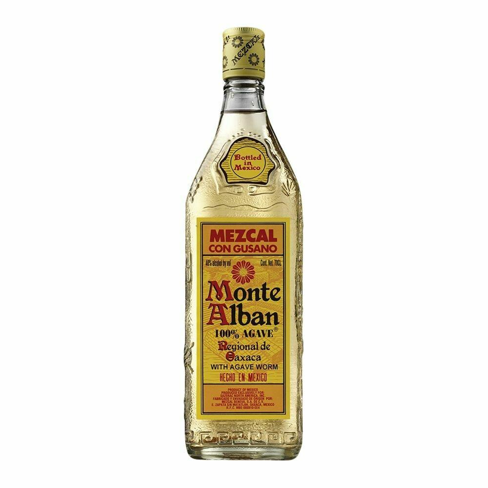 Monte Alban 100% Agave Mezcal