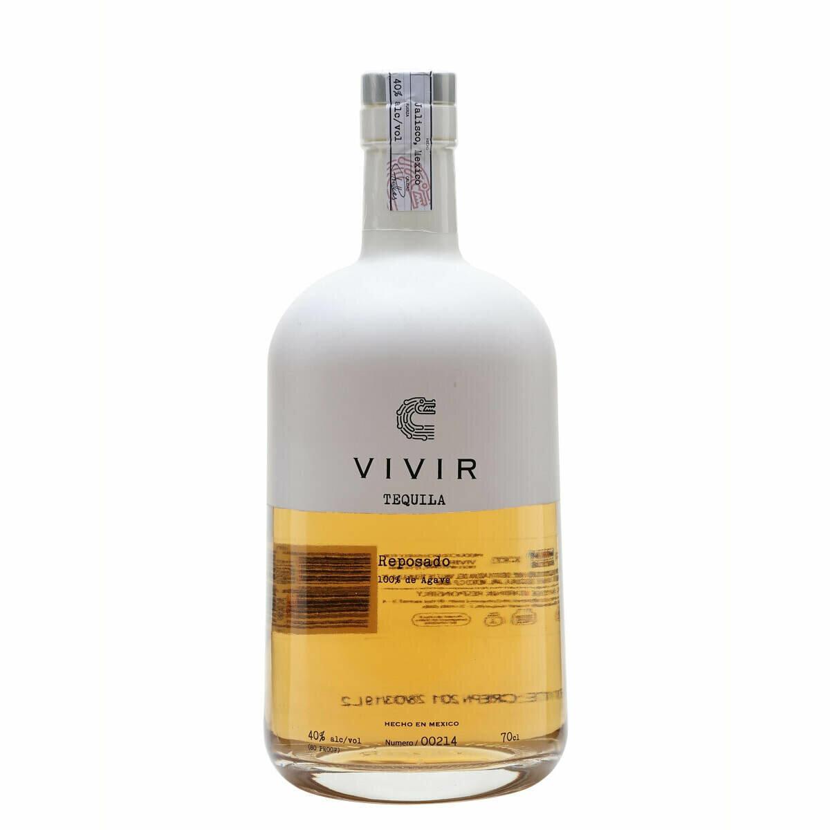VIVIR Tequila Reposado