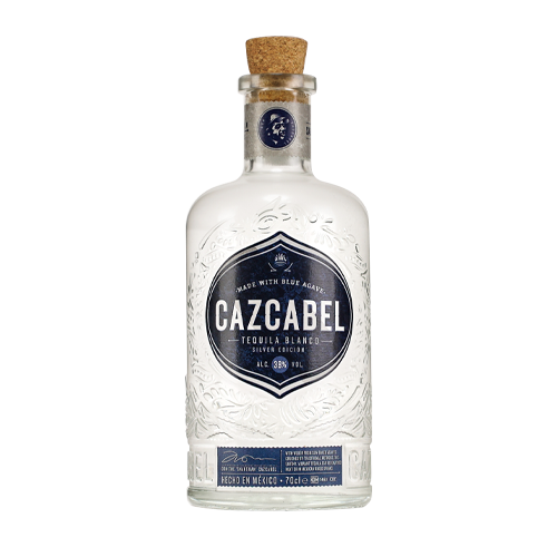 Cazcabel Blanco Tequila