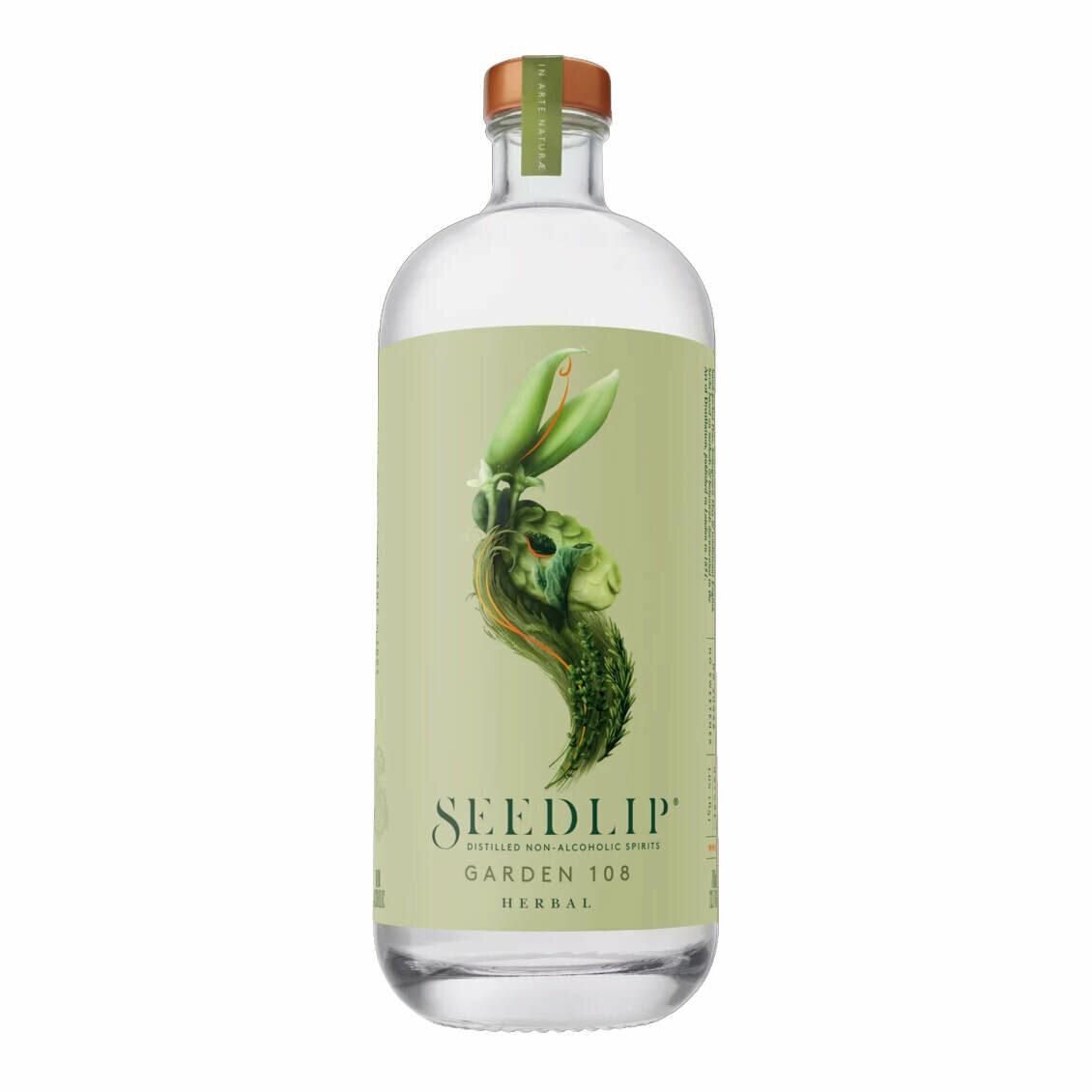 Seedlip Garden 108 (0% Spirit)