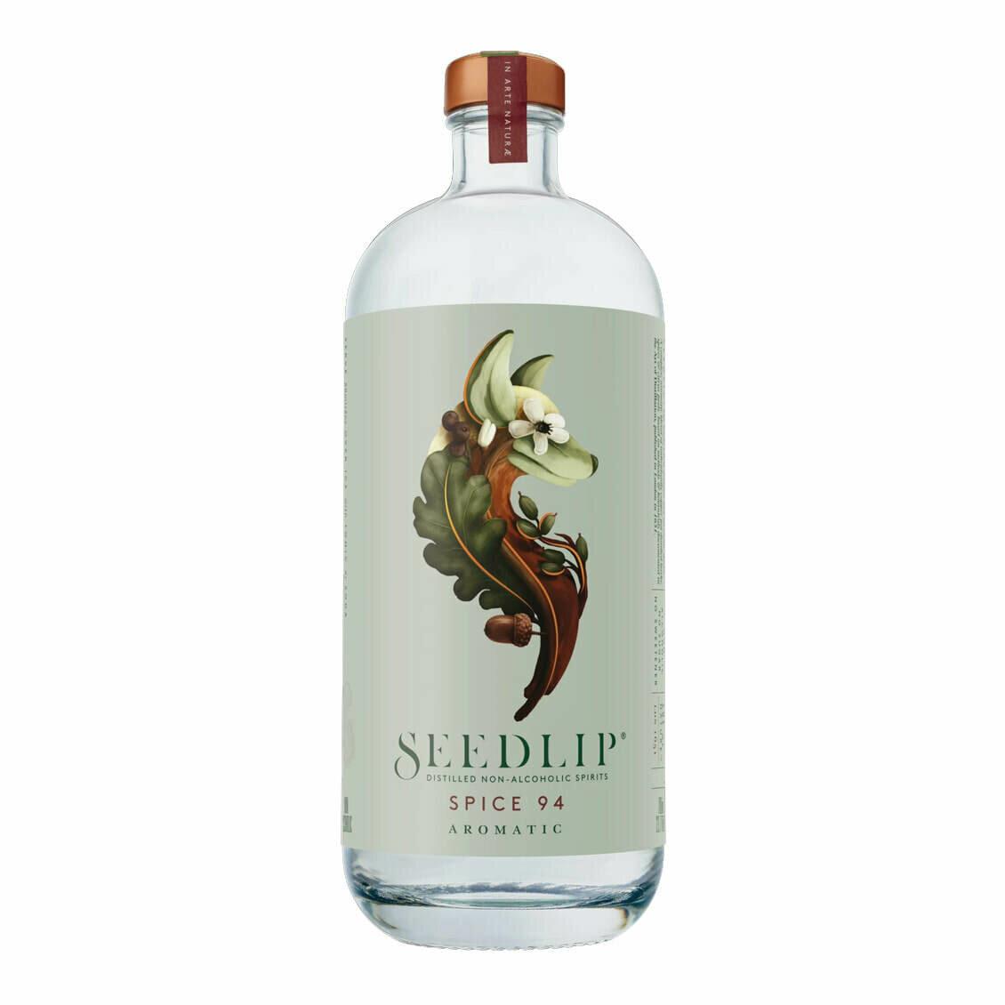 Seedlip Spice 94 (0% Spirit)