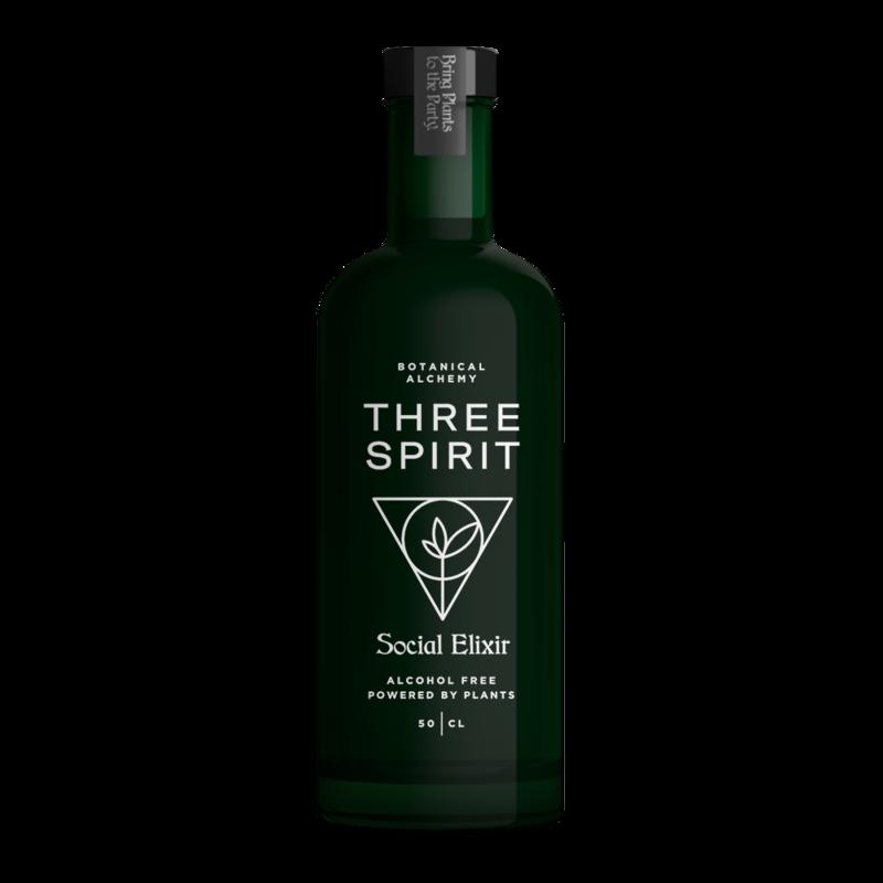 Three Spirit Social Elixir (0% Spirit)
