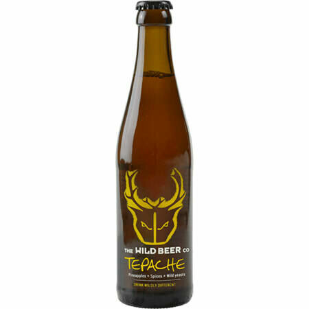 Wild Beer Tepache Mexican Pineapple Sour
