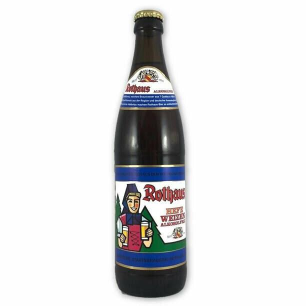 Rothaus Hefe Alcohol Free