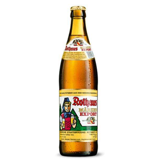Rothaus Marzen Export