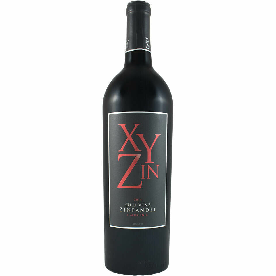 XYZin Zinfandel Red Wine ,California