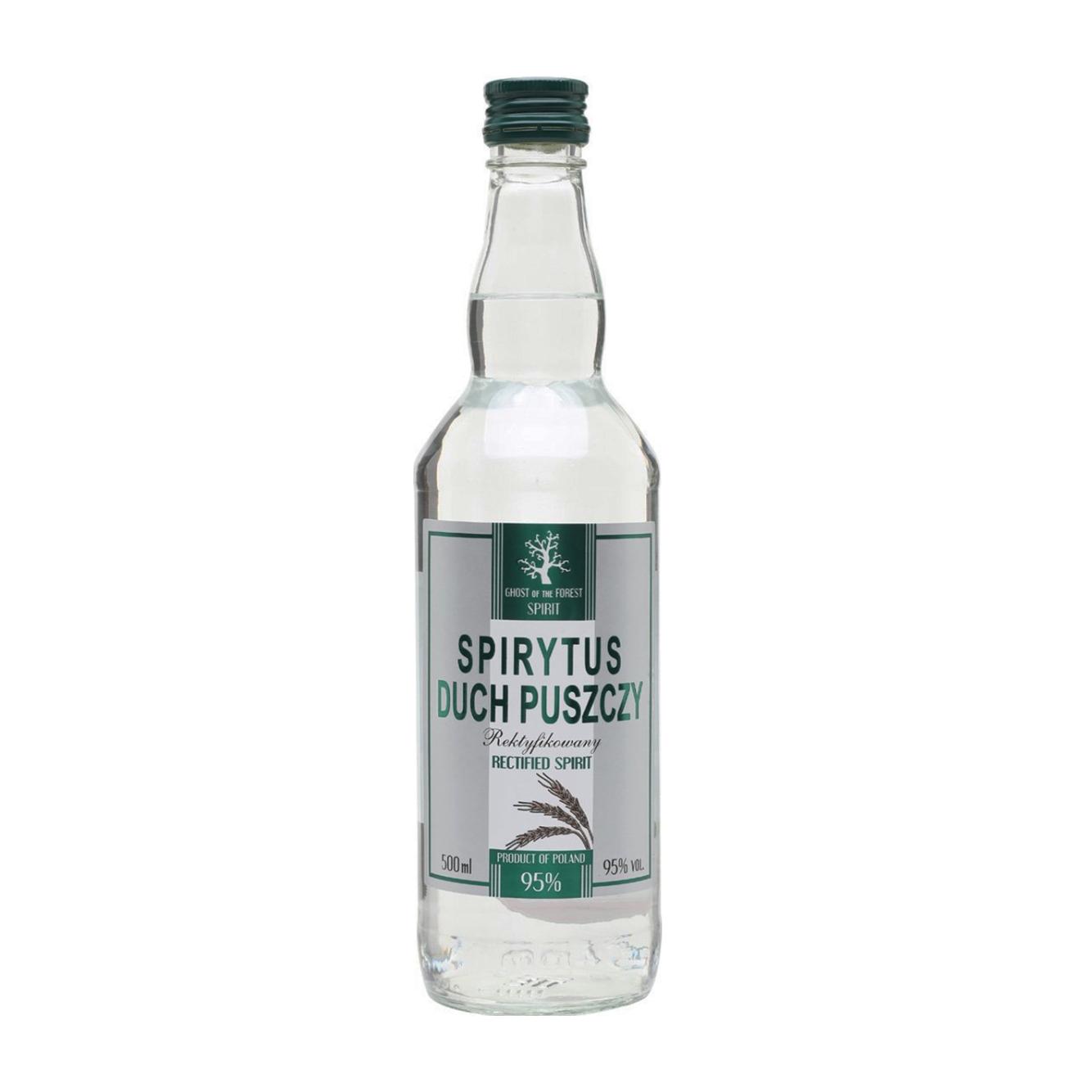 Spirytus Rektyfikowany Duch Puszczy