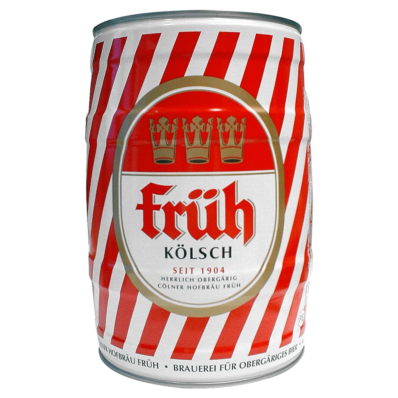 Fruh Kolsch Mini Keg 5 Litre