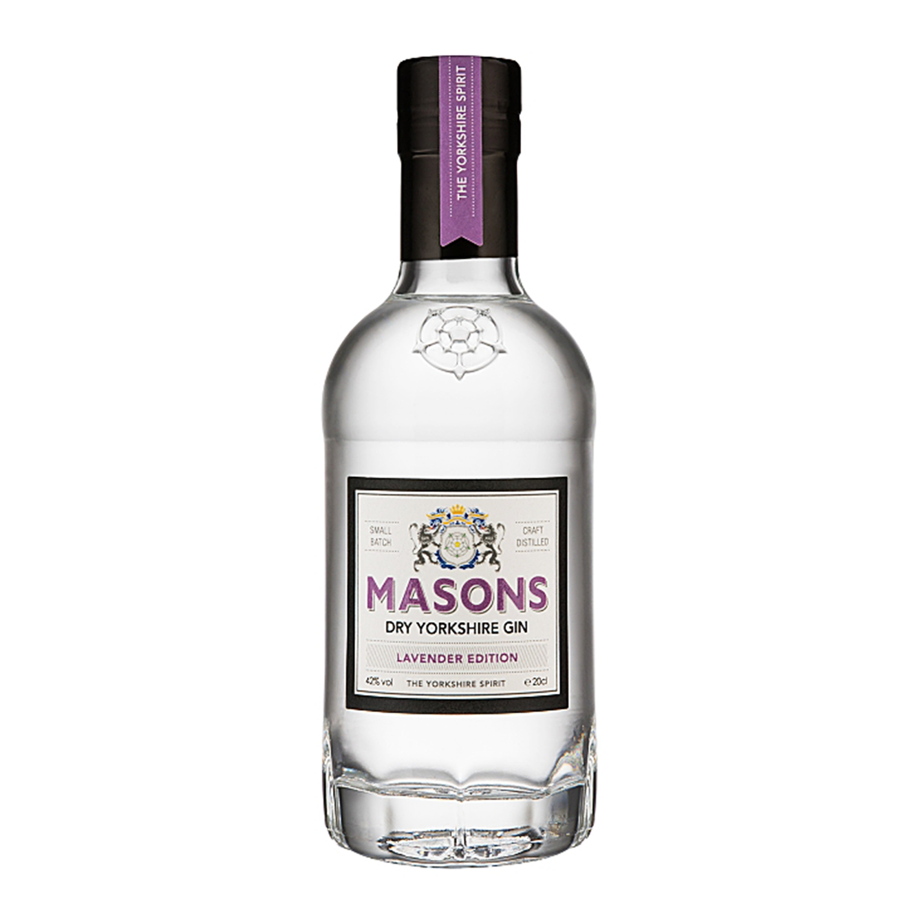 Masons Lavender Edition Gin 200ml