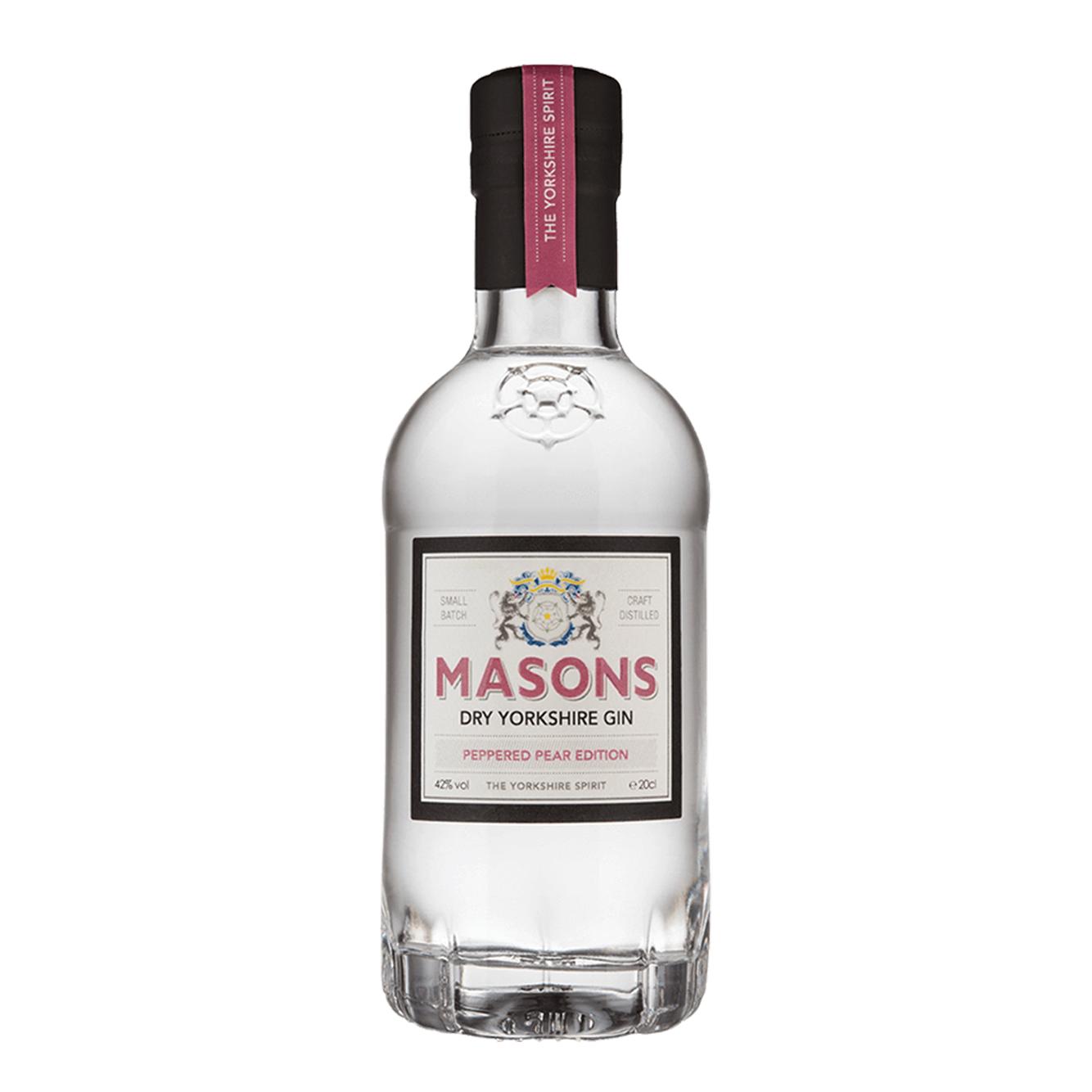 Masons Peppered Pear Gin 200ml