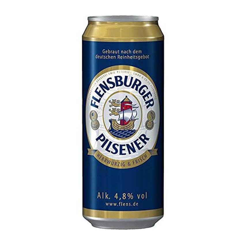 Flensburger Pilsener Can 500ml