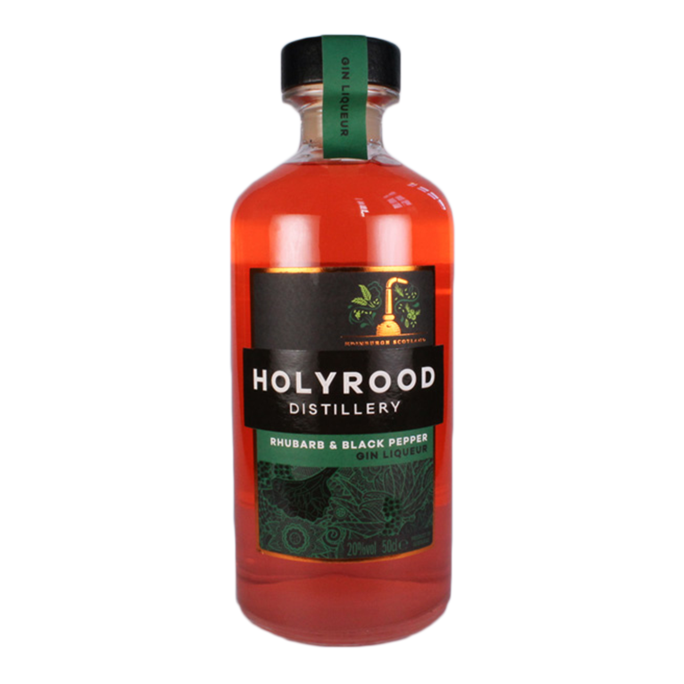 Holyrood Rhubarb & Black Pepper Gin Liqueur