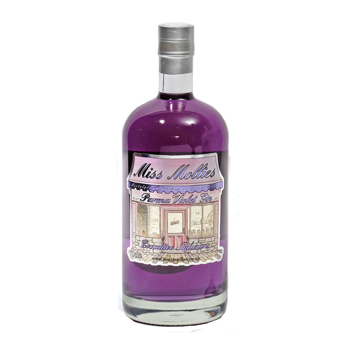 Miss Mollies Parma Violet Gin