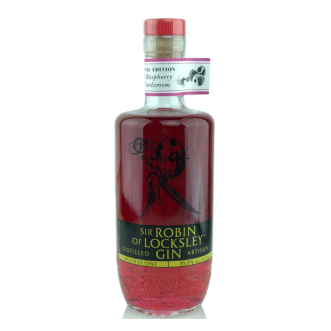 Sir Robin of Locksley Raspberry & Cardamom Gin