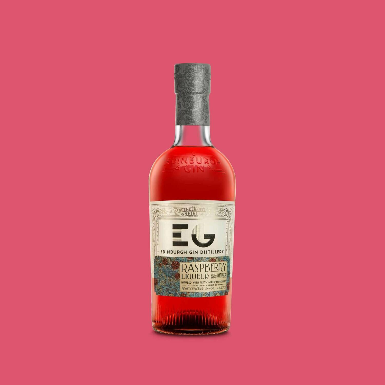 Edinburgh Raspberry Gin Liqueur