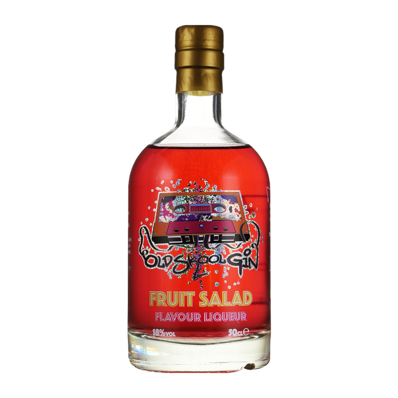 Old Skool Fruit Salad Gin Liqueur