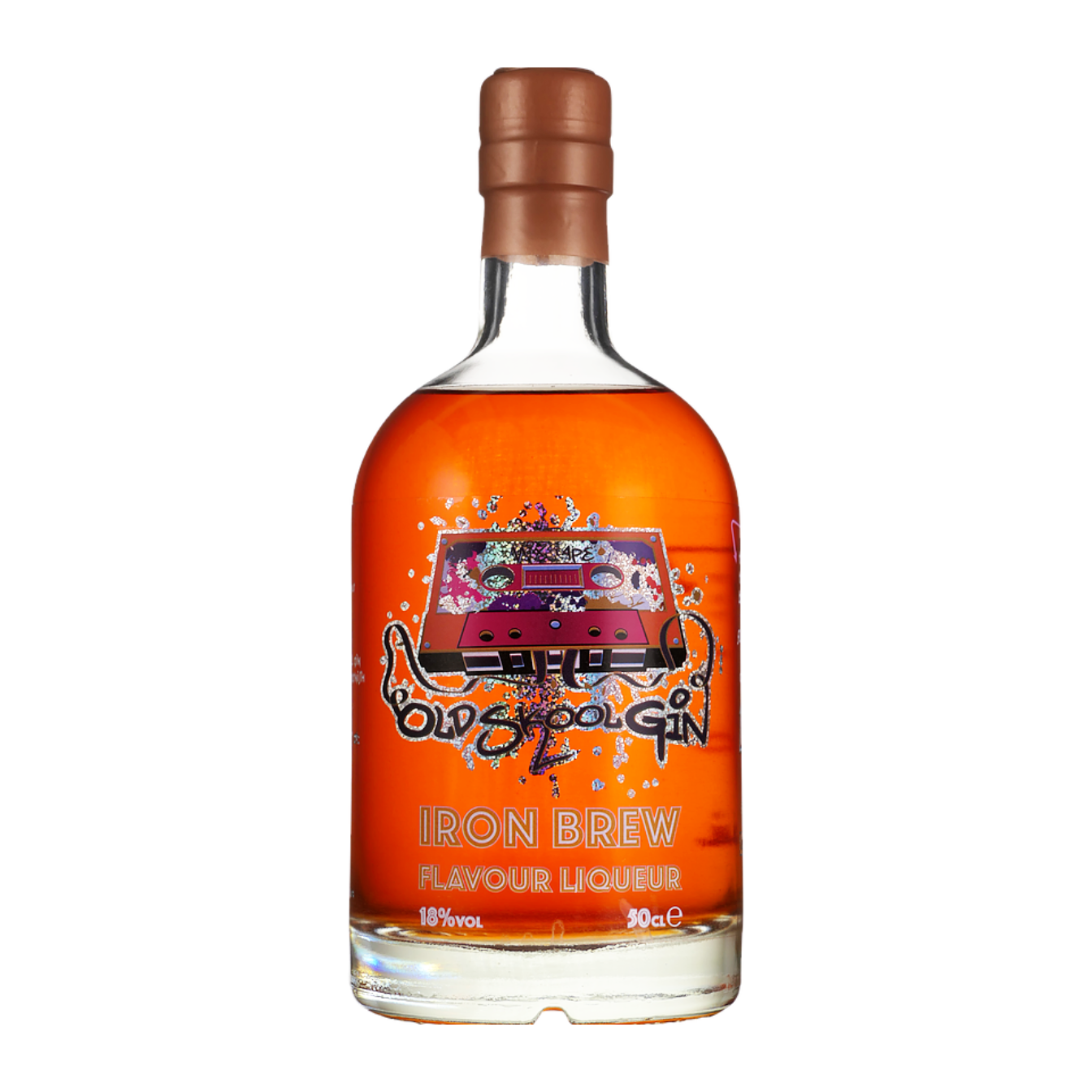Old Skool Iron Brew Gin Liqueur