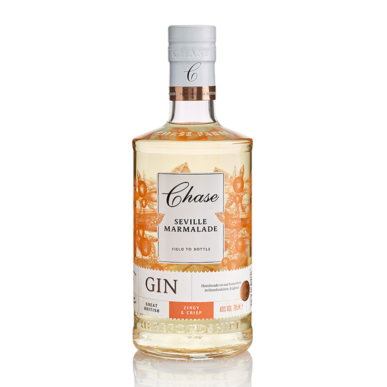 William Chase Seville Marmalade Gin