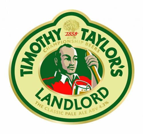 Timothy Taylor's Landlord Pale Ale CASK (4 Pints)