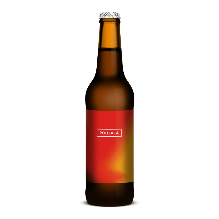 Pohjala Orange Gose Bottle