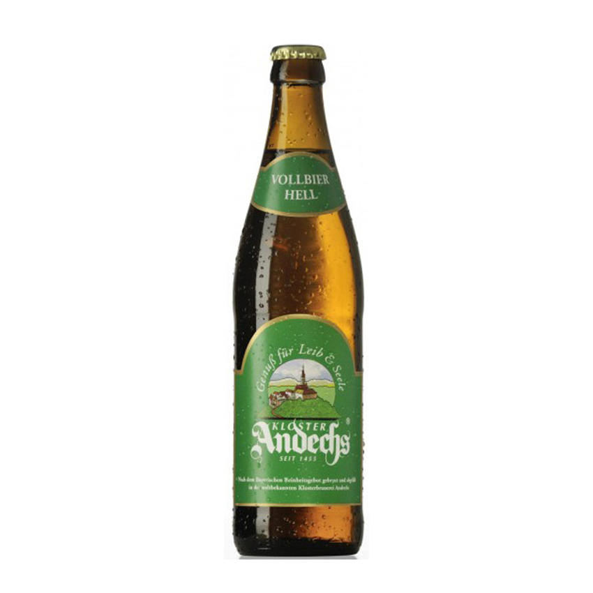 Andechs Andechser Hell (Vollbier) Lager