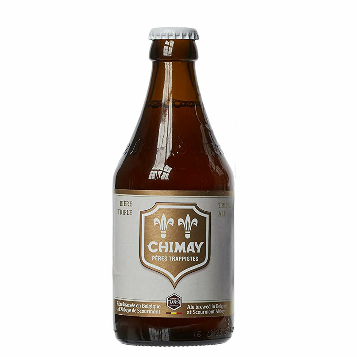 Chimay Cinq Cents (White) Tripel