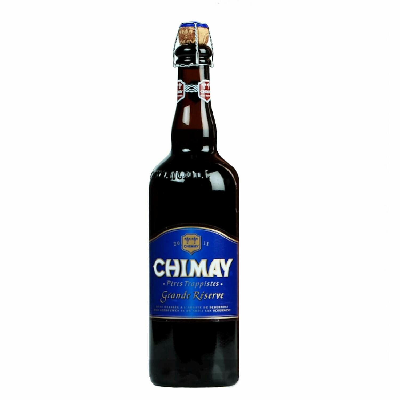 Chimay Grande Réserve (Blue) Dark Ale LARGE 750ml